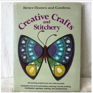 Vintage 1976 Better Homes And Gardens Crafts